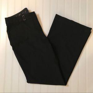 Express Editor Black Dress Pants Size 6P